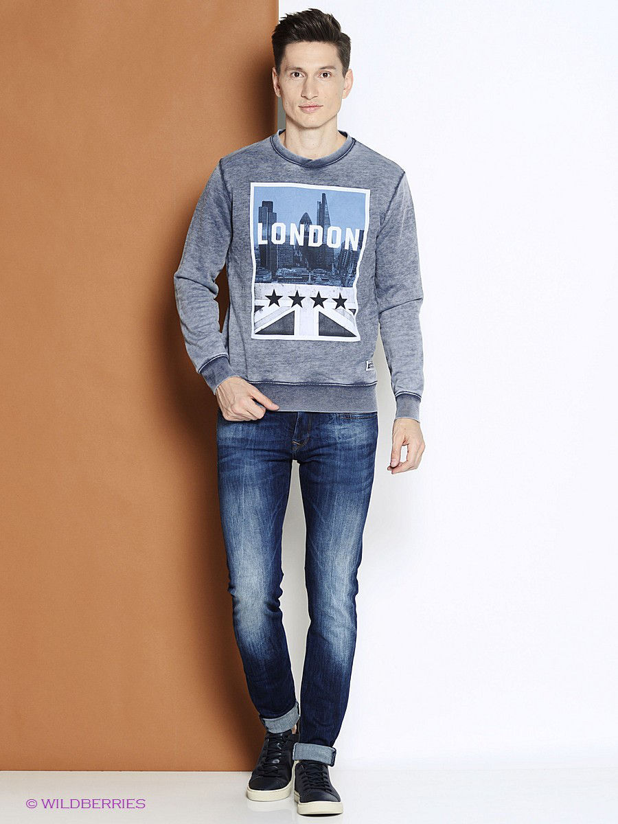 Толстовка Pepe Jeans London PM580775/560