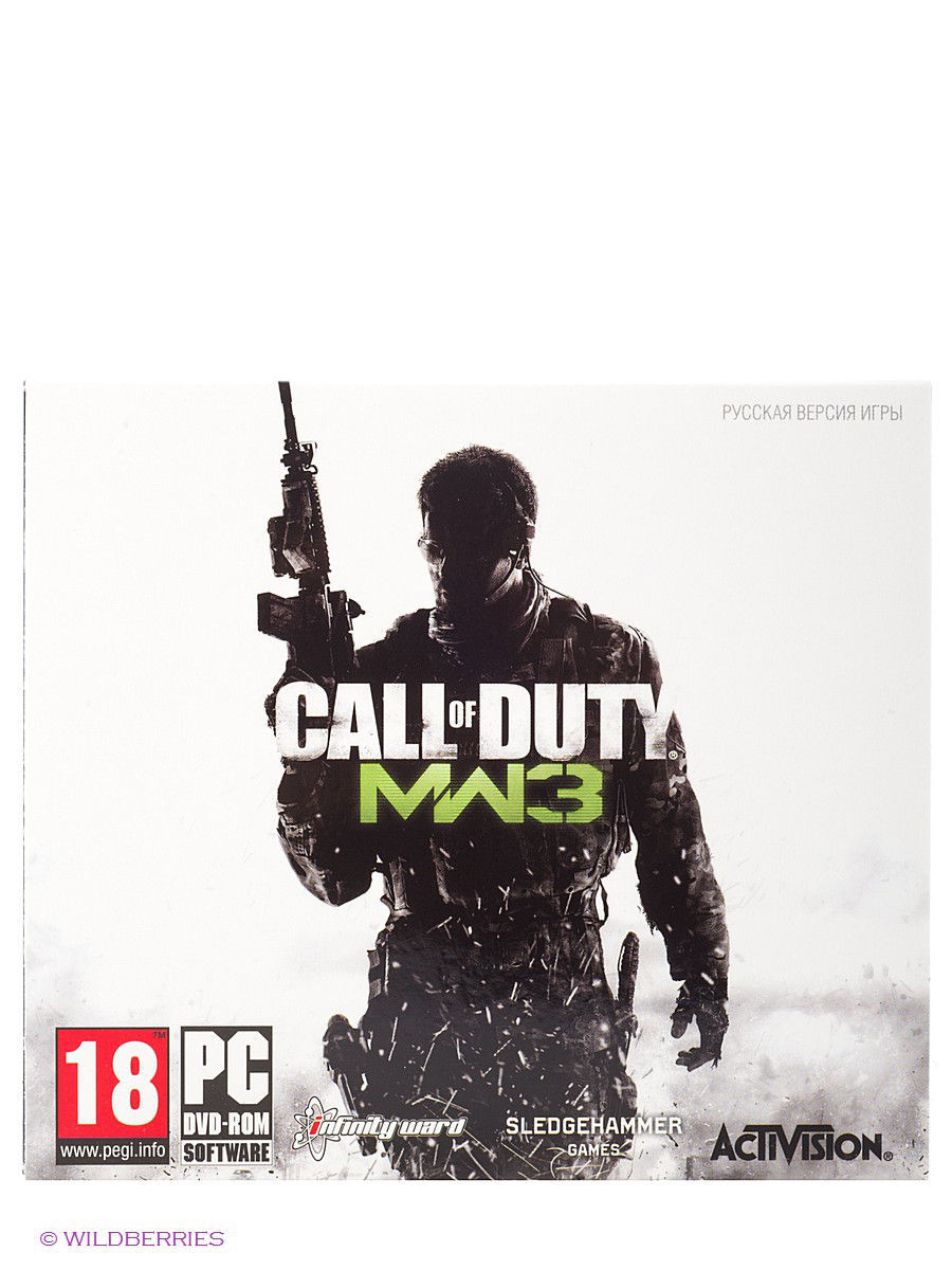Call of Duty: Modern Warfare 3 PC-DVD (Jewel)