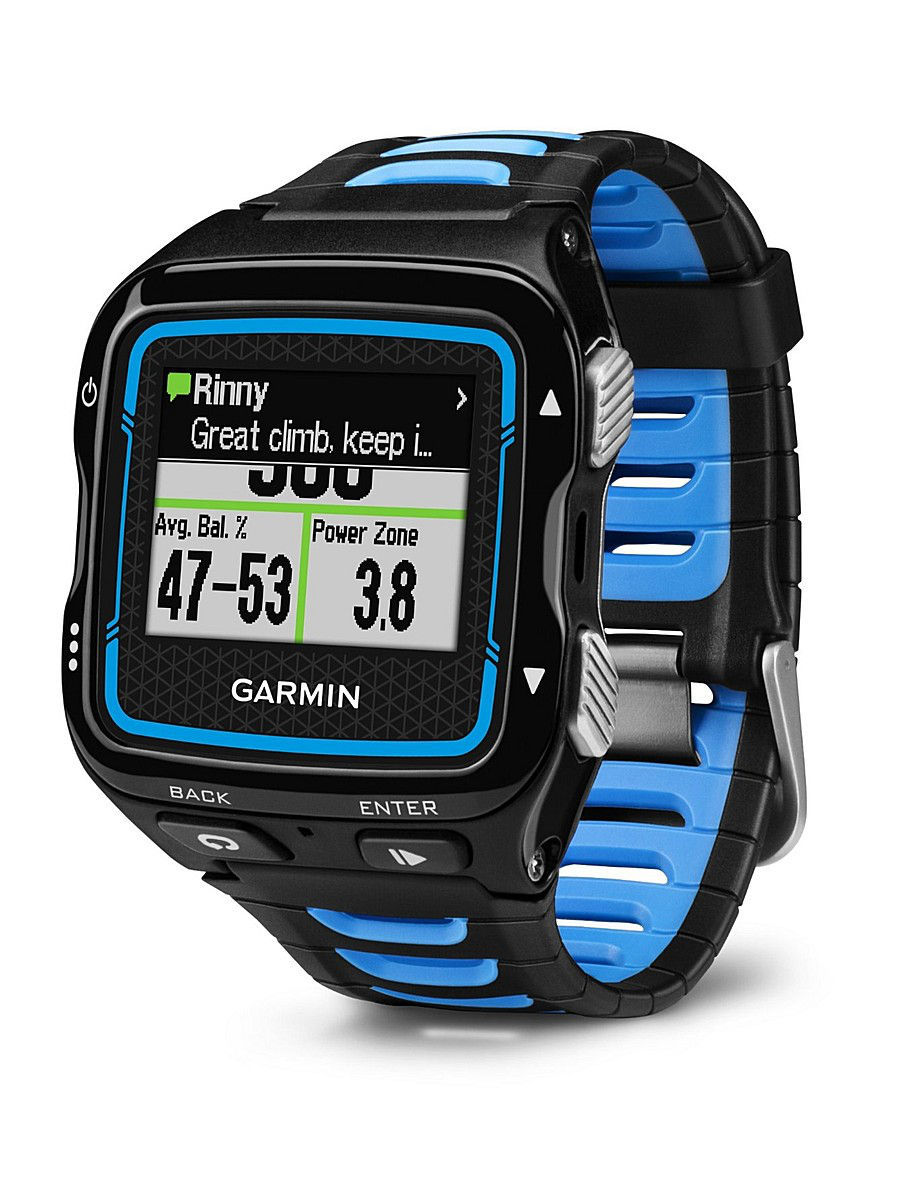 Смарт-часы Forerunner 920XT Black/Blue HRM-Run GARMIN 010-01174-30