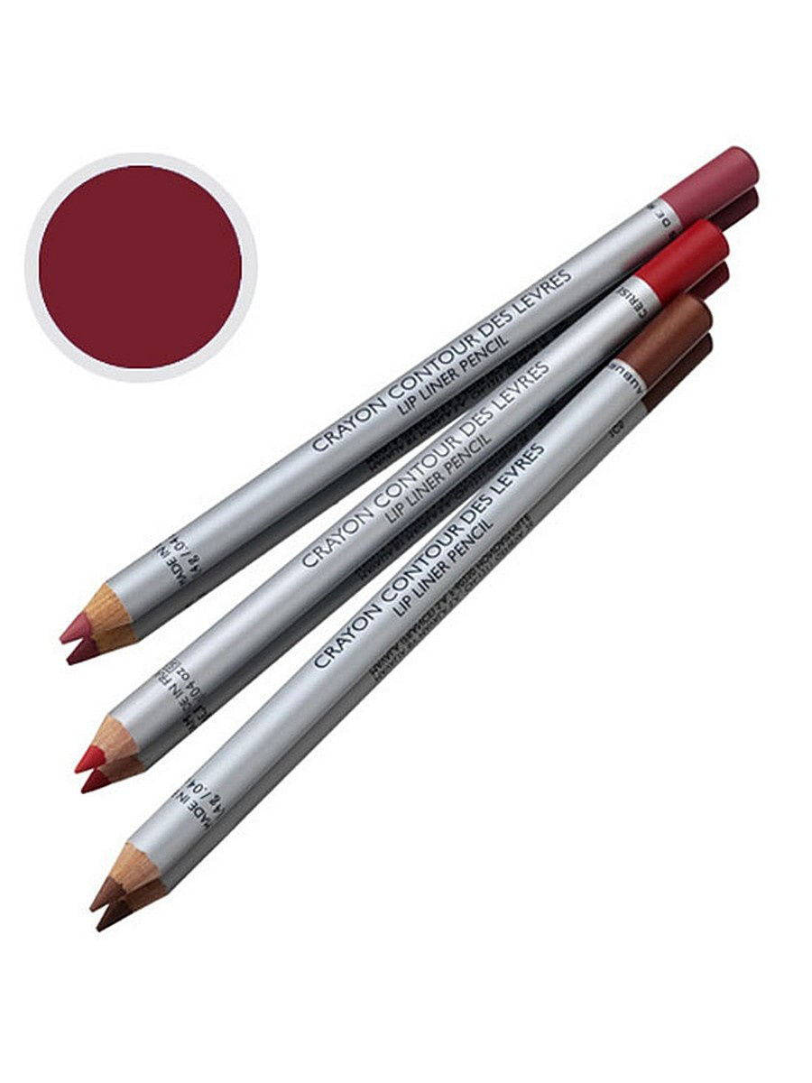 Карандаш для губ Бархатный бордо Lip Liner Pencil Velours Mavala