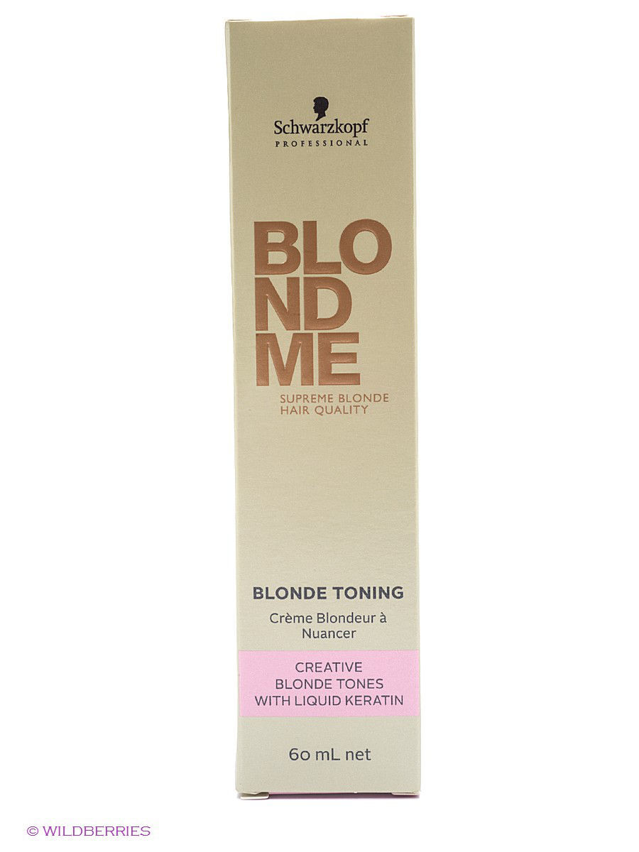 BLONDME Краситель BM tone softener 60 ml