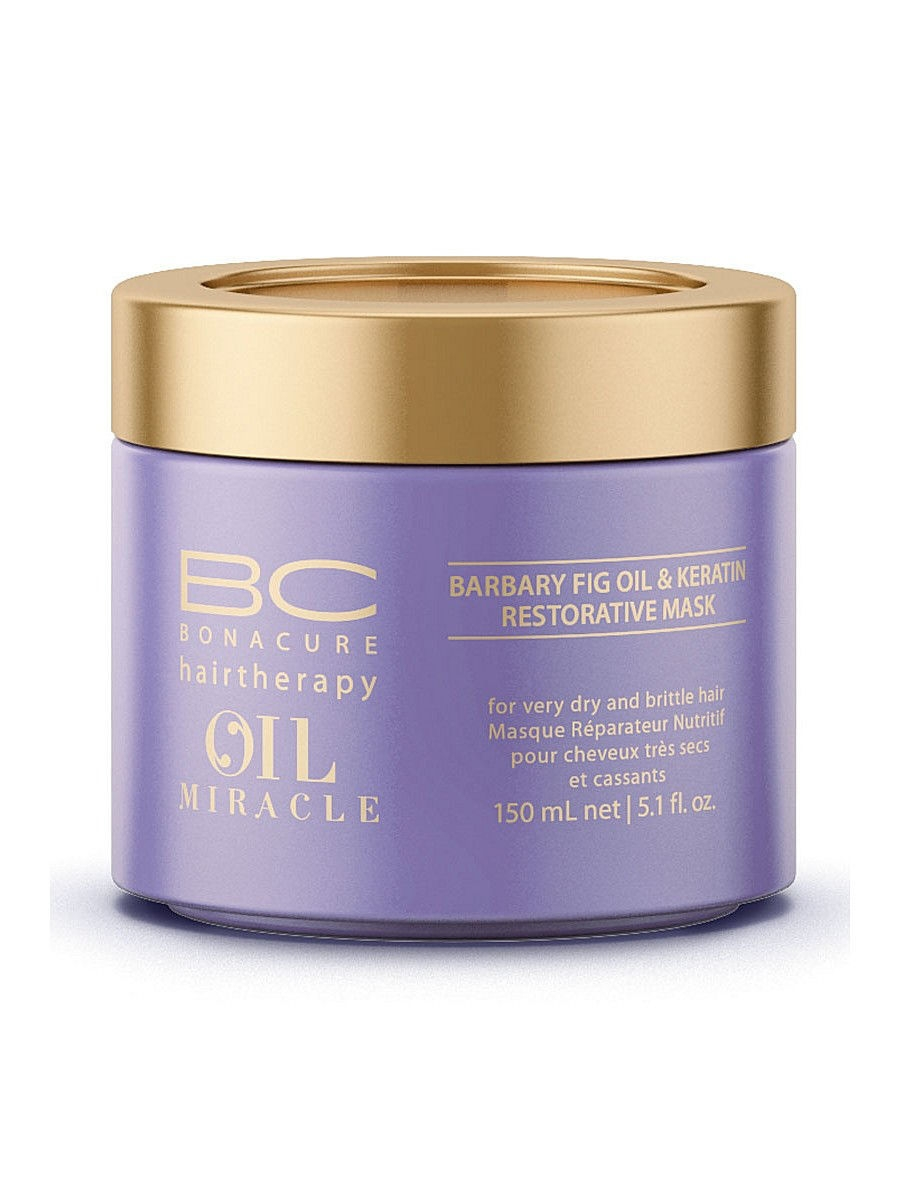 Маска BC Oil Miracle Barbary Fig 150 мл BONACURE