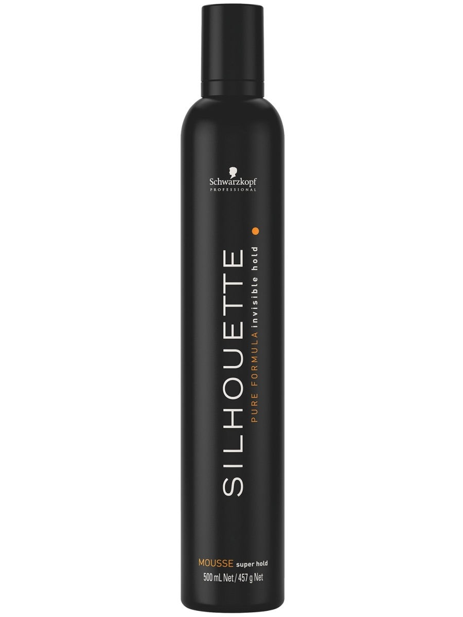 Мусс Silhouette Pure Mousse Superhold 500 мл SILHOUETTE
