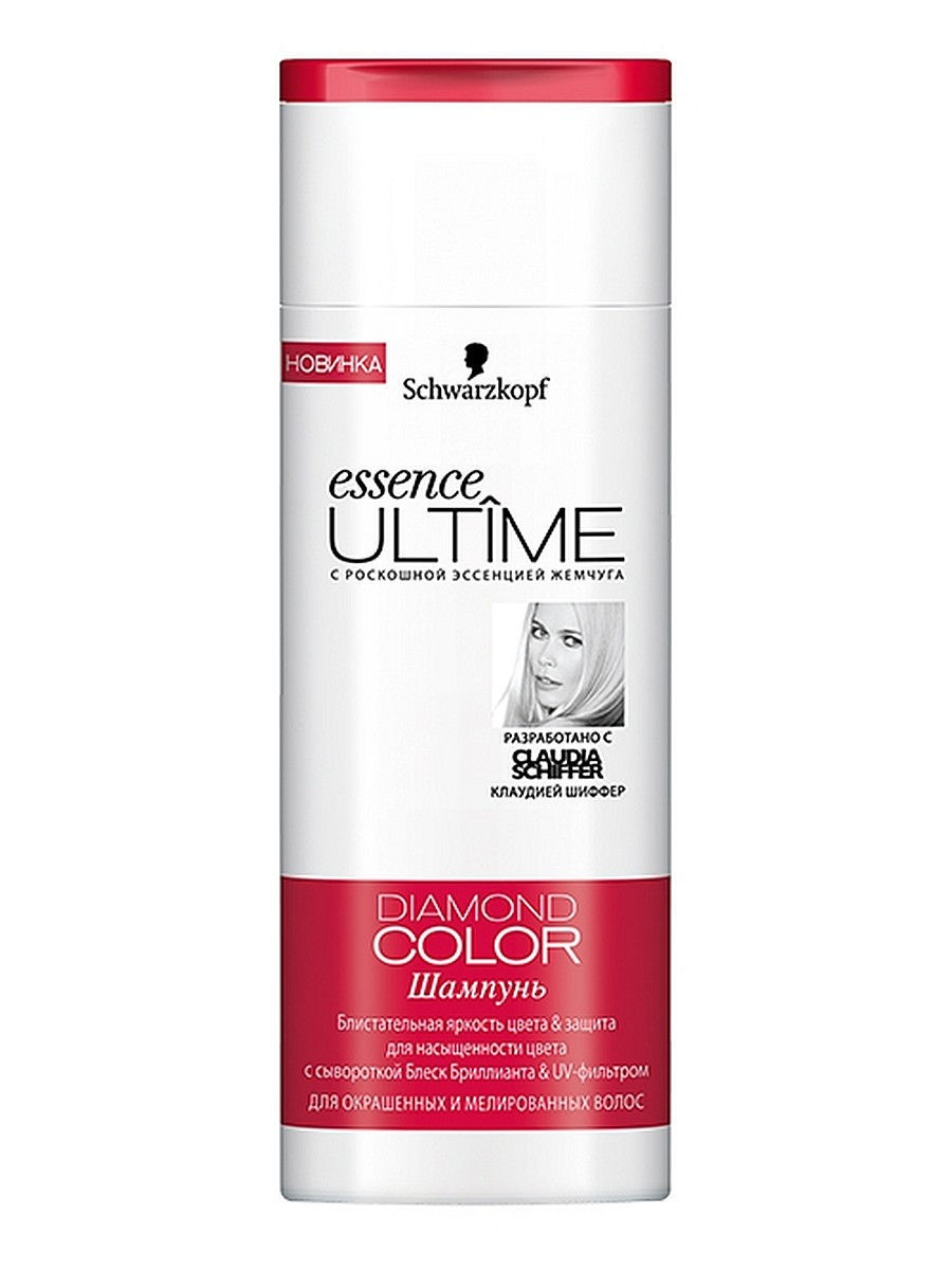 Шампуни essence ULTIME Шампунь Diamond Color 250 мл essence ultime omega repair 250