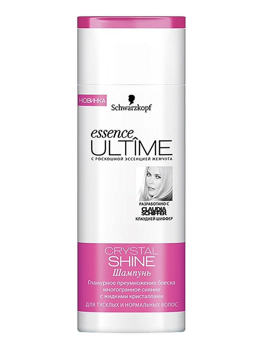 Шампуни essence ULTIME Шампунь Crystal Shine 250 мл essence ultime omega repair 250
