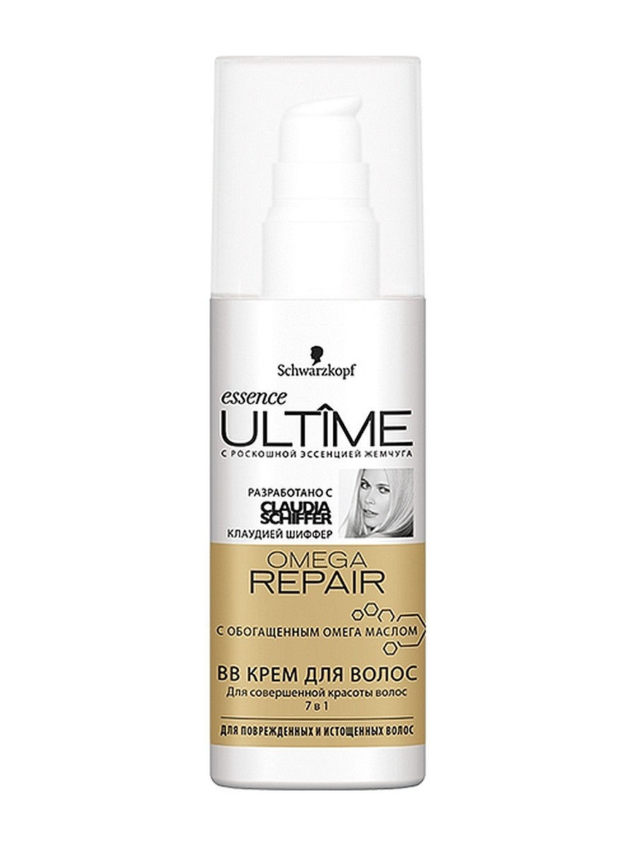 Кремы essence ULTIME BB-Крем для волос Omega Repair 100 мл essence ultime omega repair 250