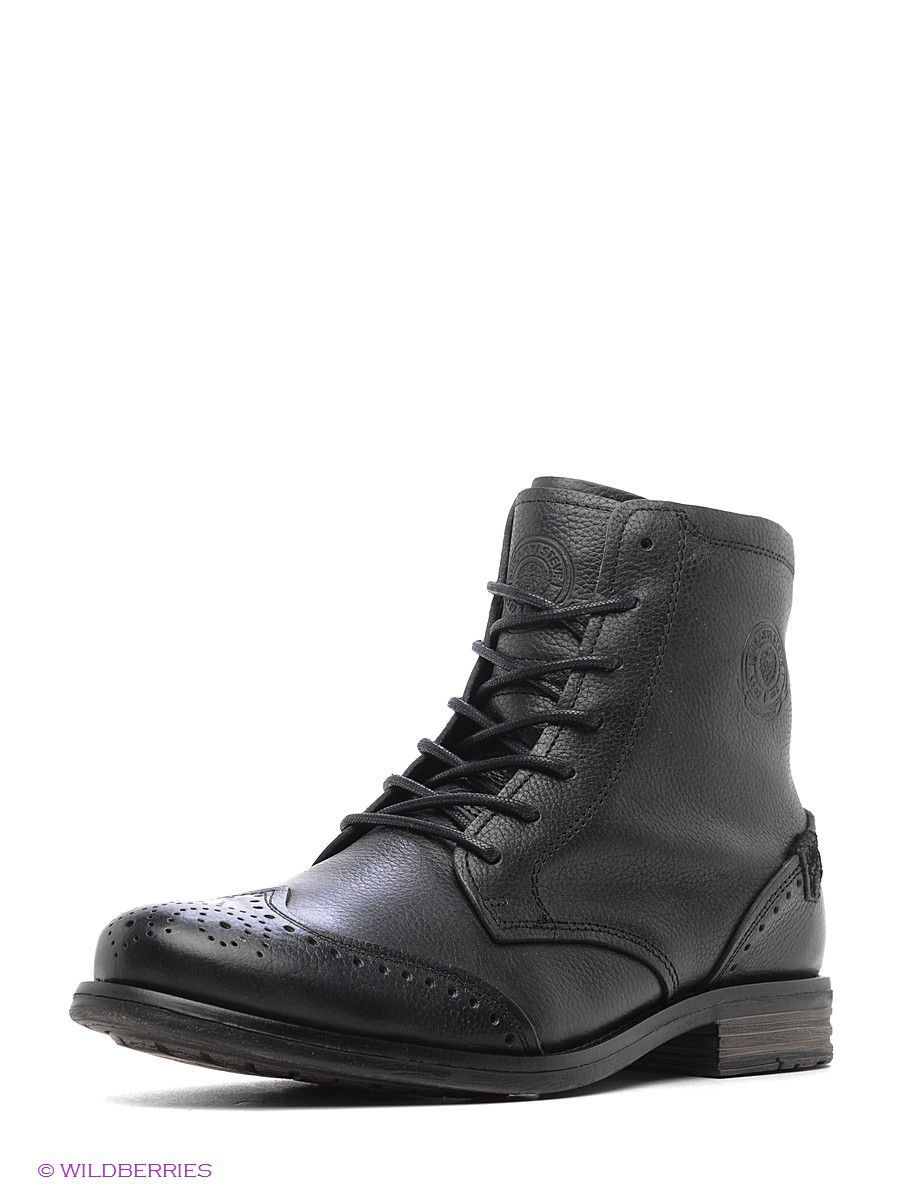 Ботинки Sneaky Steve H1516/MEADOWS/BLACK