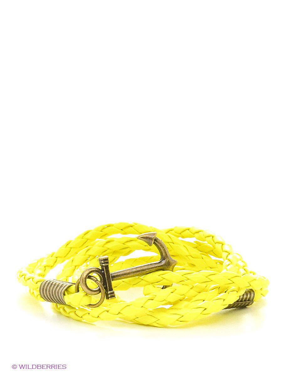 Браслет Taya T-B-10394-BRAC-YELLOW