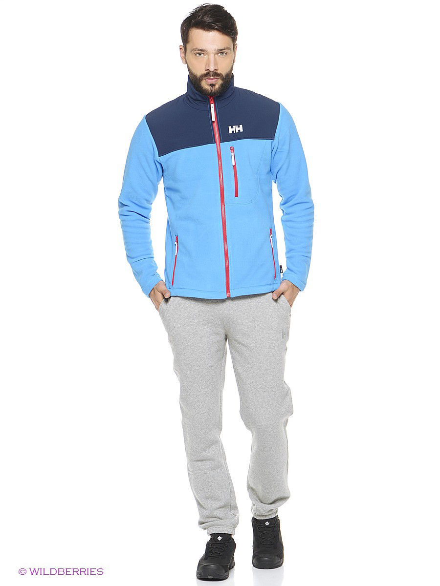 Куртки Helly Hansen Куртка SITKA FLEECE JACKET толстовки helly hansen толстовка vtr cruzn jacket