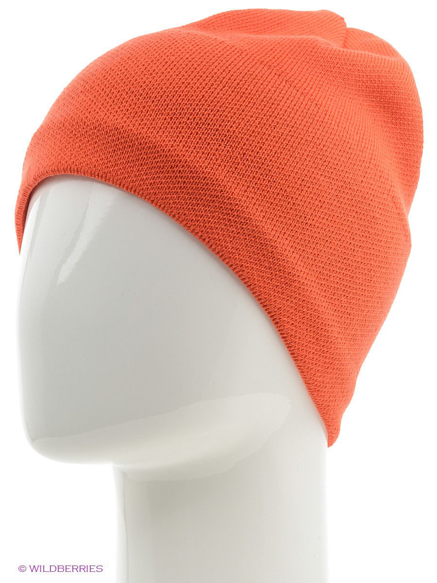 Шапки Buff Шапка BUFF KNITTED HATS BUFF SOLID ORANGE