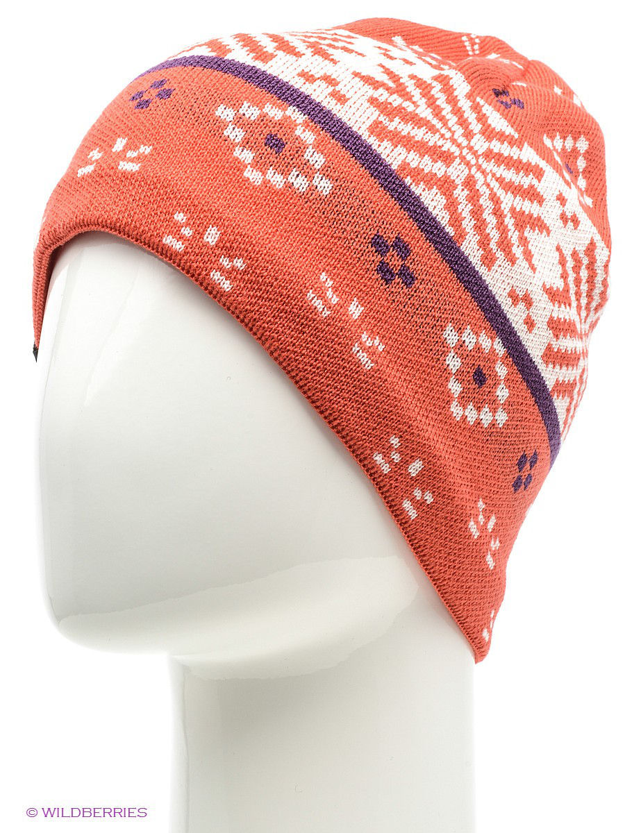 Шапки Buff Шапка BUFF KNITTED HATS BUFF JORDEN CORAL снуд buff buff bu023ckrju67