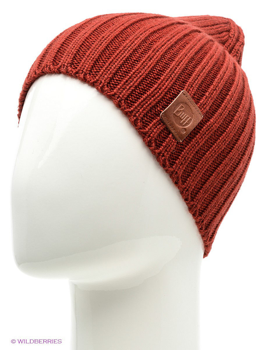 Шапки Buff Шапка BUFF KNITTED HATS BUFF MINIMAL BOSSANOVA