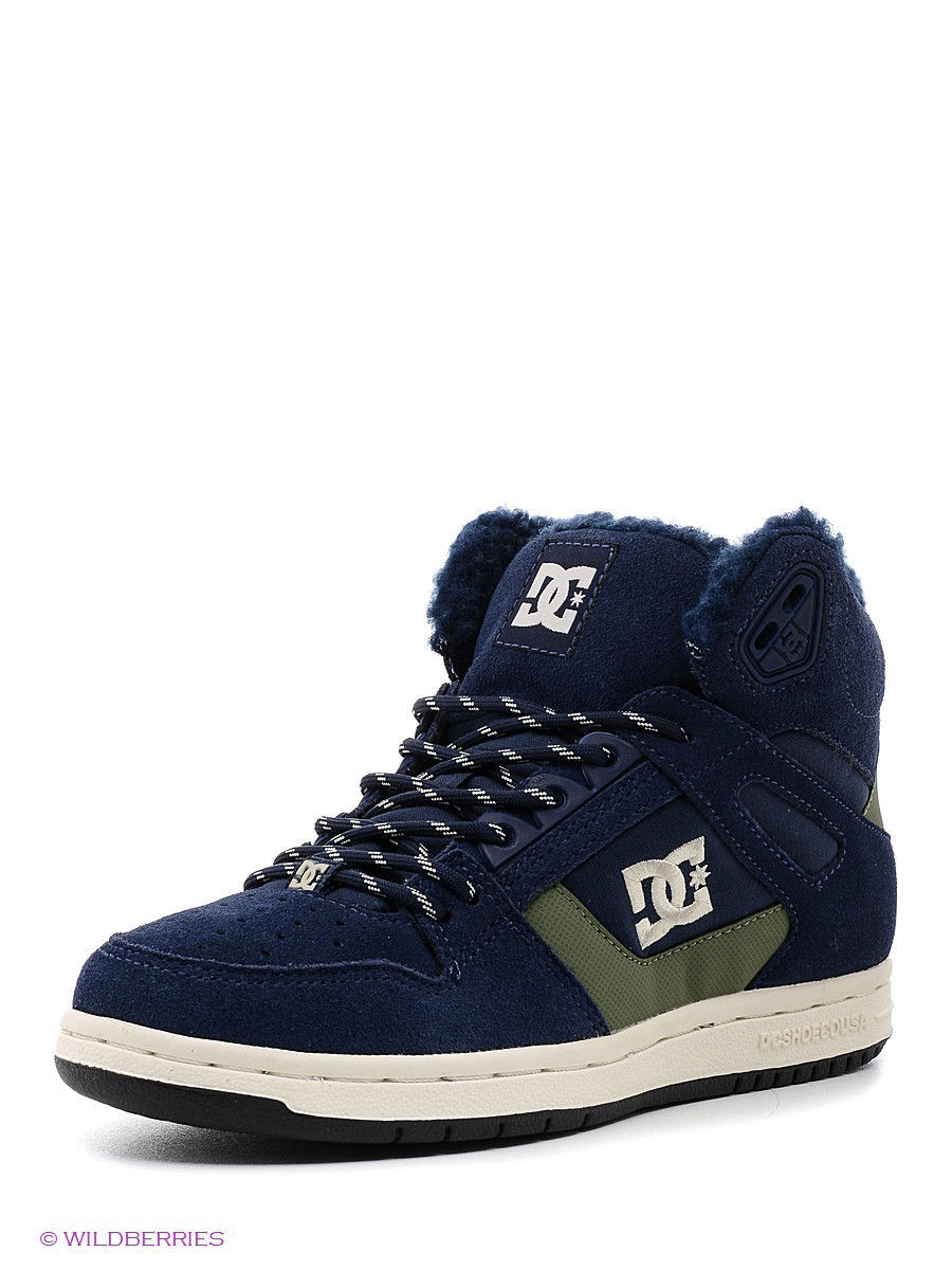 Ботинки REBOUND HIGH WNT DC Shoes ADJS100054/410