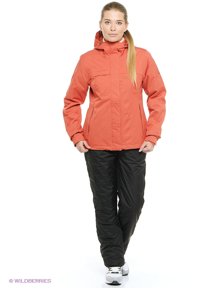 Куртки Jack Wolfskin Куртка SOUTH BROOK TEXAPORE JKT W парки jack wolfskin куртка atlas road 2 jkt m