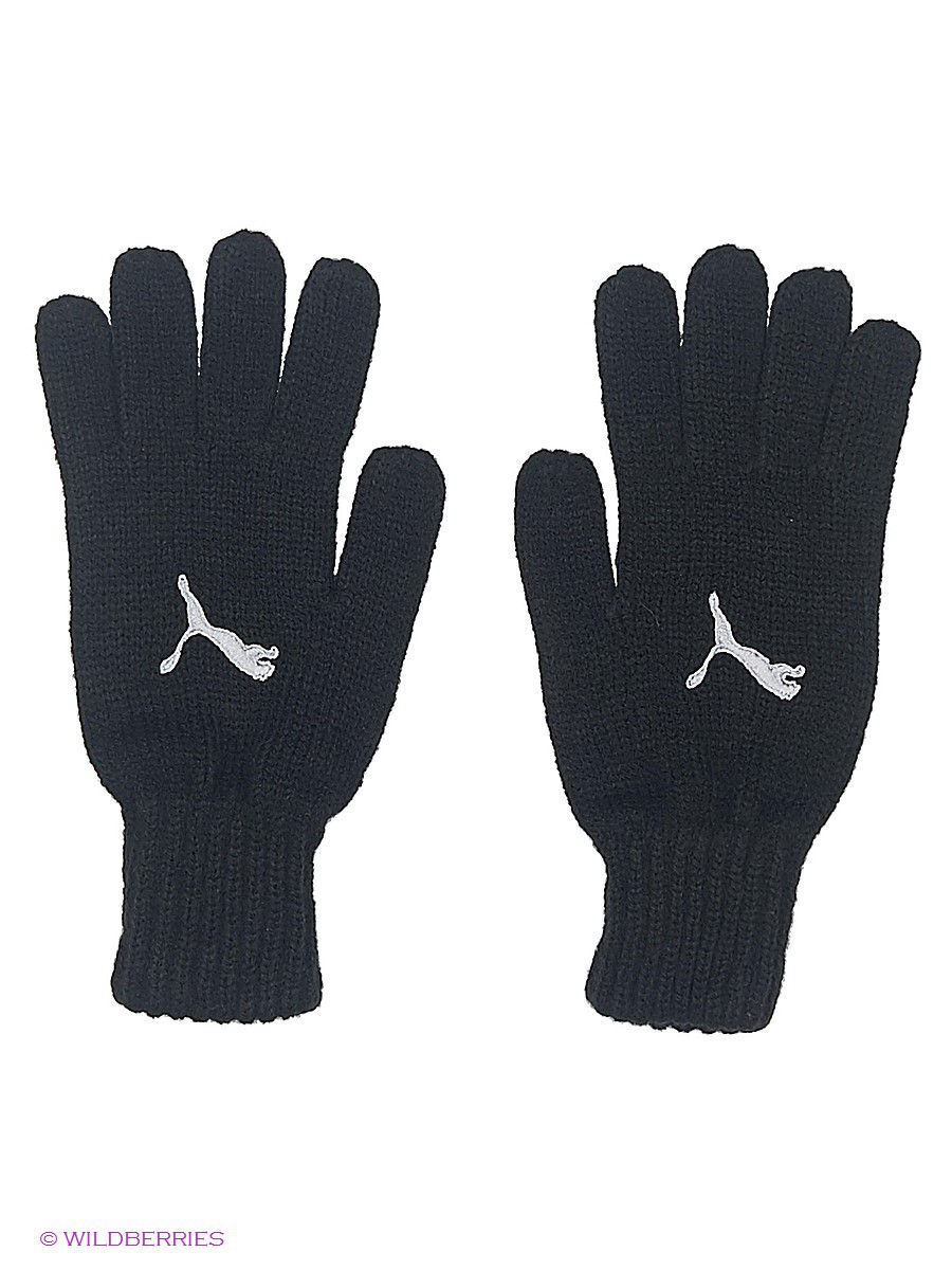 Перчатки Fundamentals Knit Gloves