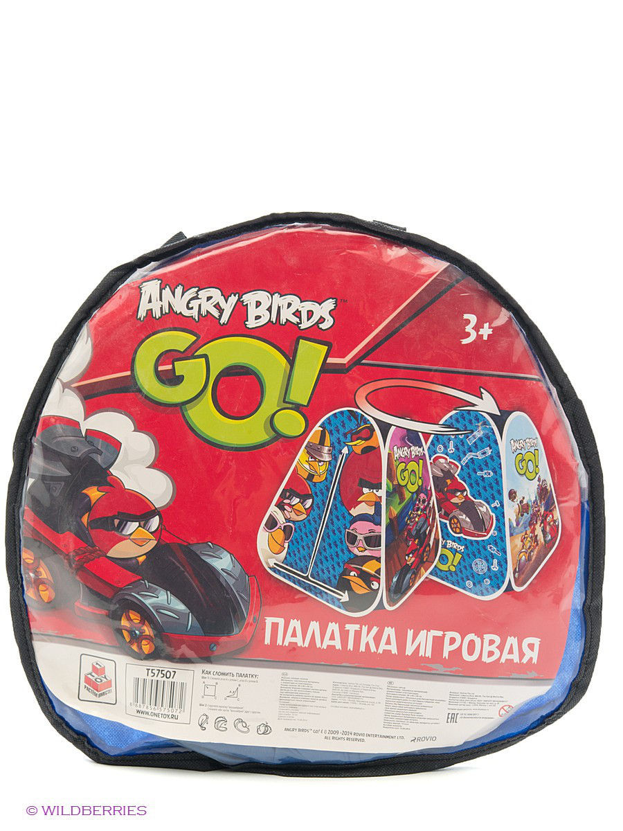 ������� ������� ������� � ����� 1toy Angry Birds Go �57507/