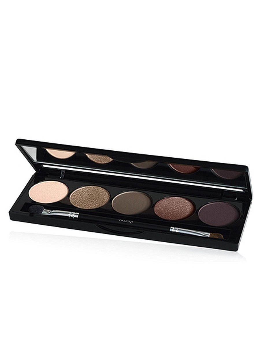 Тени ISADORA Тени для векEye Shadow Palette 62, 7,5г тени для век isadora eye shadow quartet 03 цвет 03 urban green variant hex name a19388
