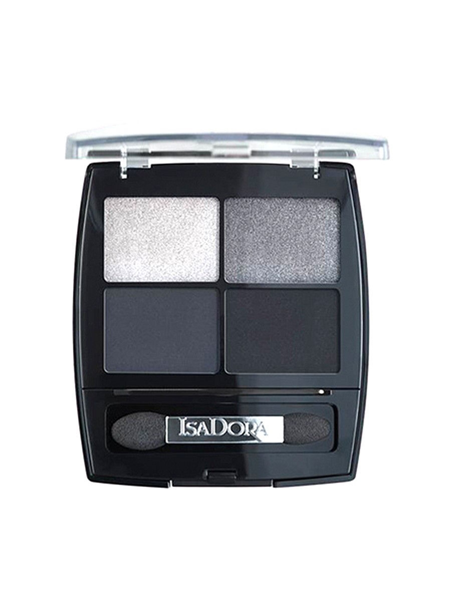 Тени ISADORA Тени для векEye Shadow Quartet 04, 7,2г isadora для век eye shadow quartet 44 5 г