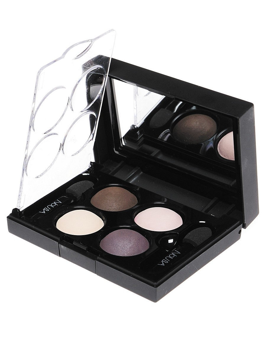 Тени NOUBA Тени для век КватроQuattro Eyeshadows 633, 2,4г купить quattro trigger его цена россия