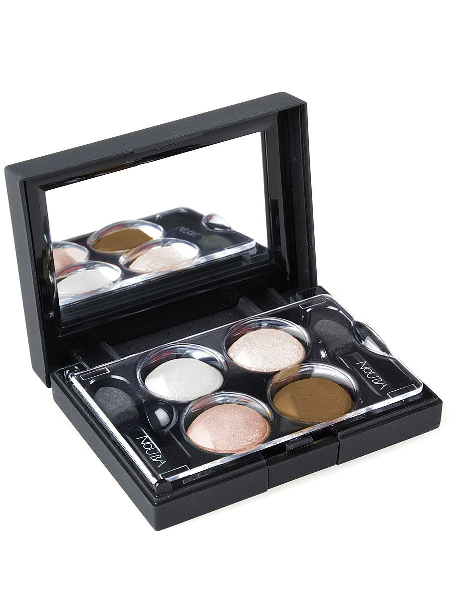 Тени NOUBA Тени для век КватроQuattro Eyeshadows 607, 2,4г купить quattro trigger его цена россия