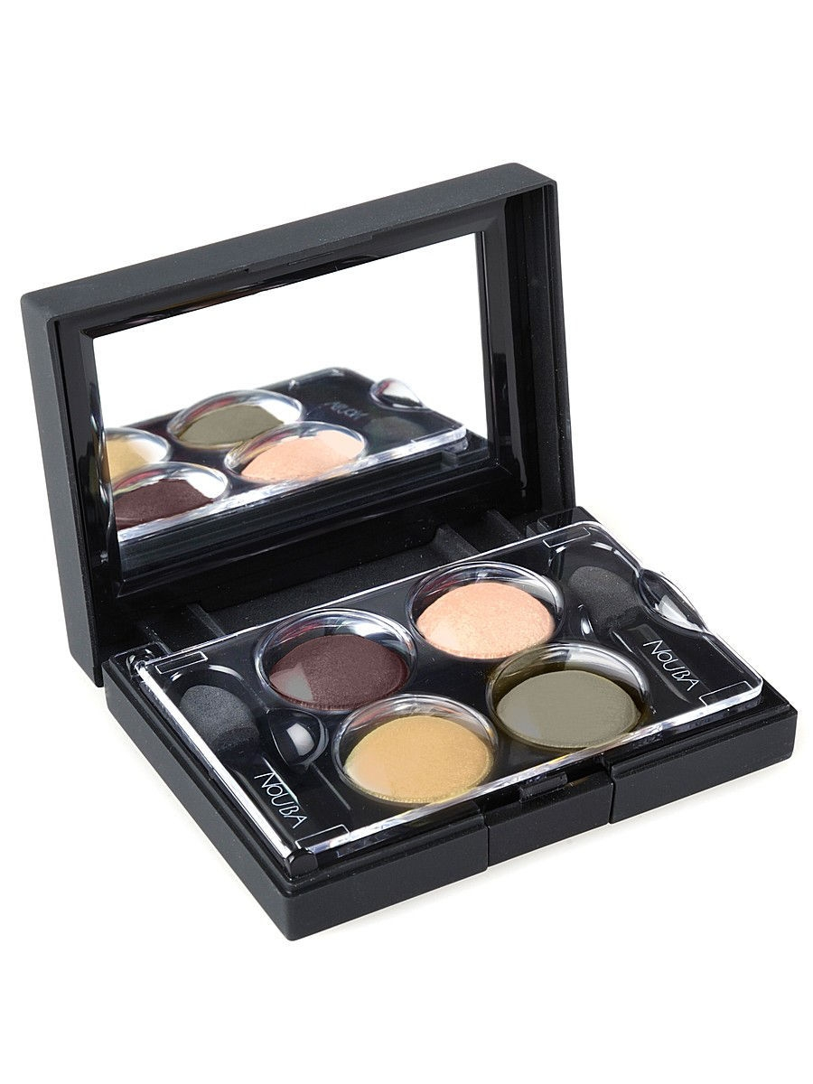 Тени NOUBA Тени для век КватроQuattro Eyeshadows 628, 2,4г купить quattro trigger его цена россия