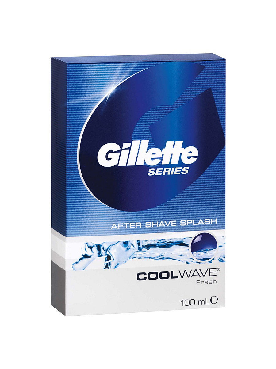 Подарочный набор Gillette Series (Пена для бритья Series + Лосьон после бритья Series) GILLETTE