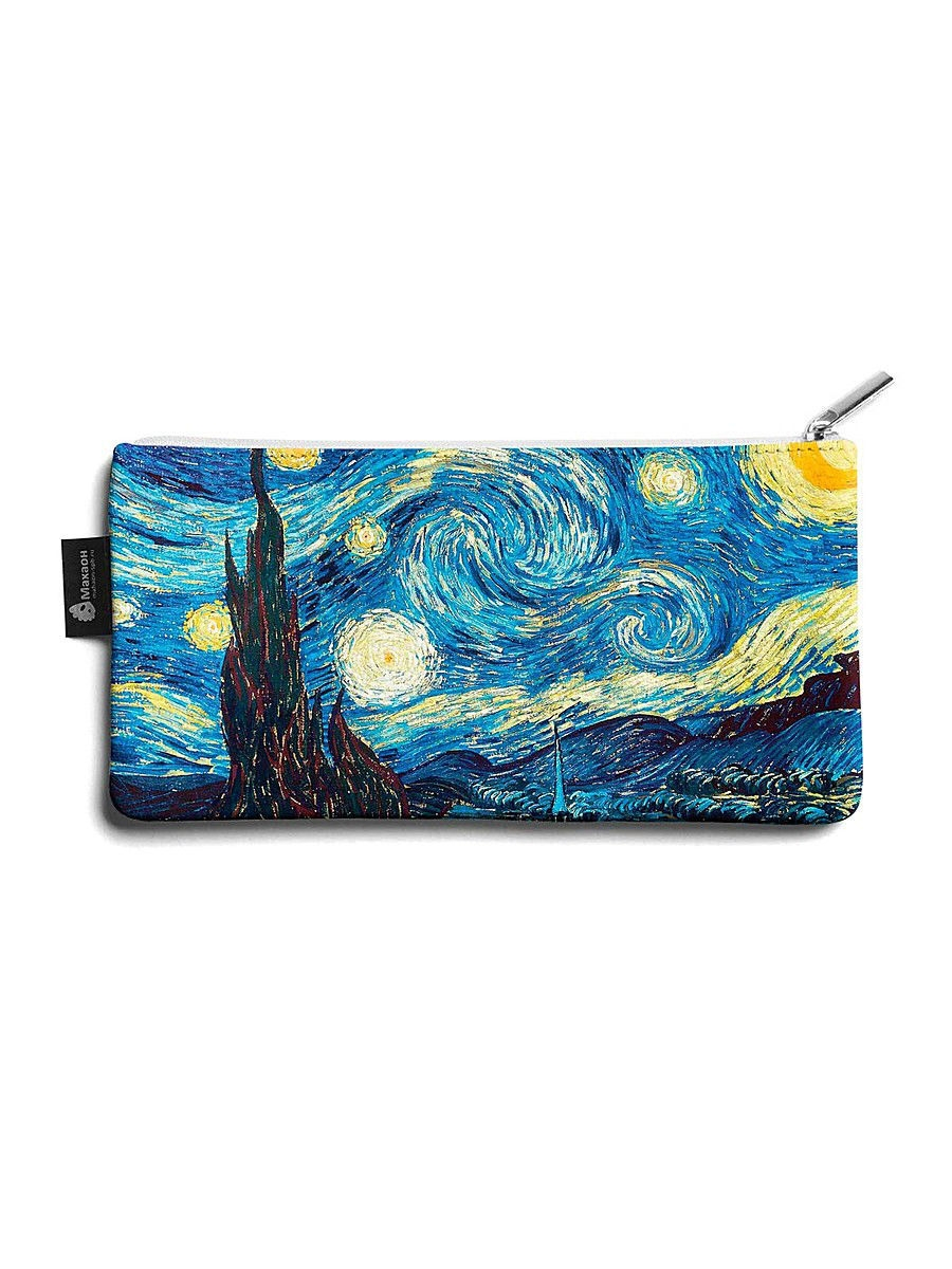 Косметичка Махаон KOS10229/Vincent/van/Gogh/Starry/night/