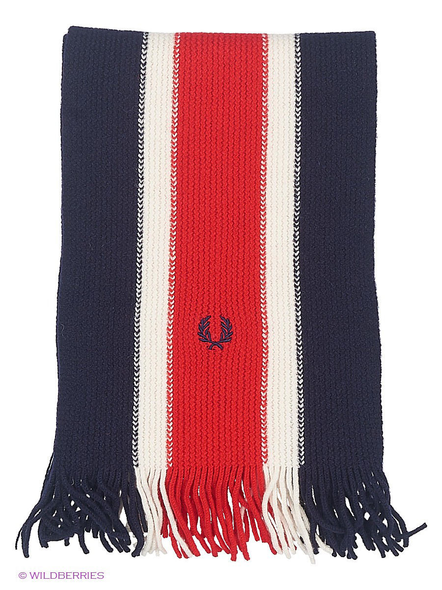 Шарфы Fred Perry