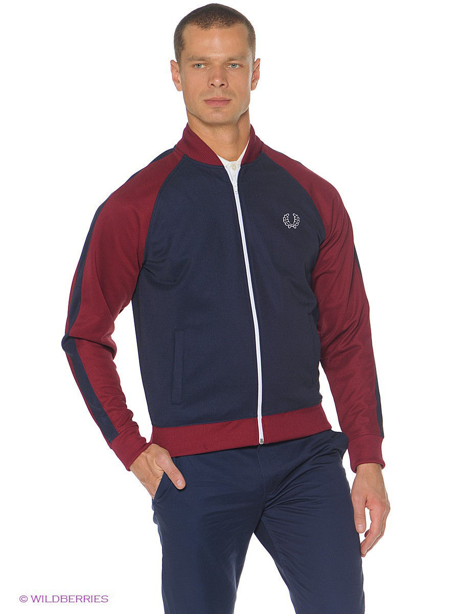 Толстовки Fred Perry