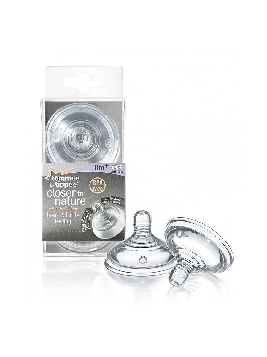 Соски TOMMEE TIPPEE