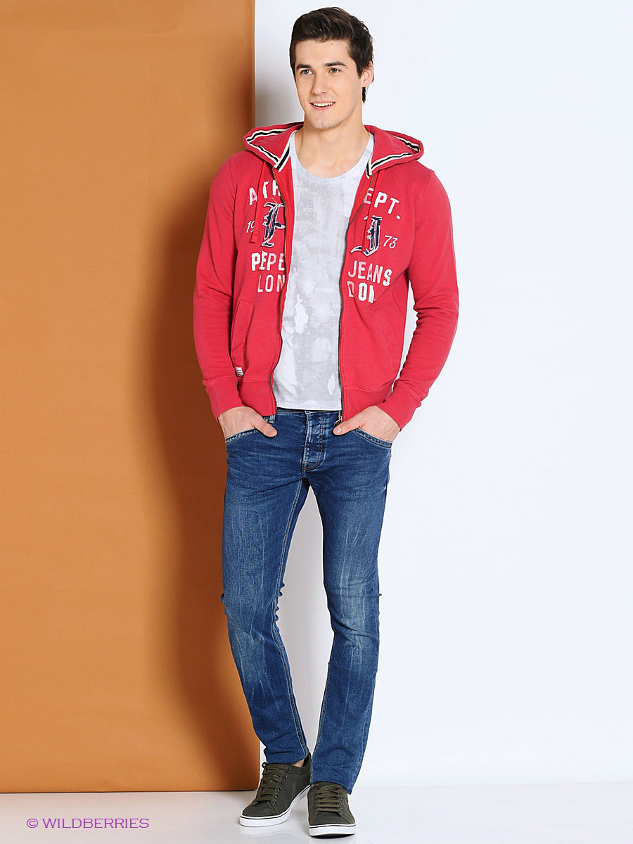 Толстовка Pepe Jeans London PM580798/255