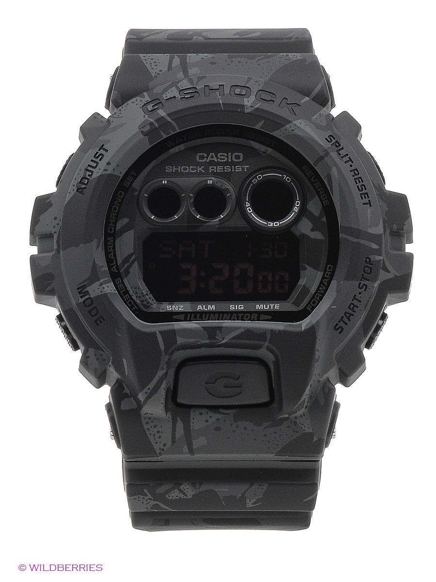 Часы наручные CASIO Часы G-Shock GD-X6900MC-1E casio casio gd x6900mc 5e