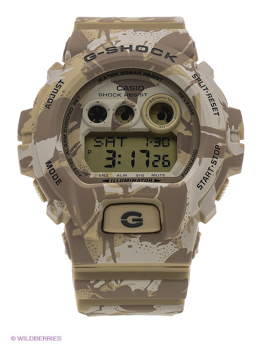 Часы наручные CASIO Часы G-Shock GD-X6900MC-5E casio casio gd x6900mc 5e