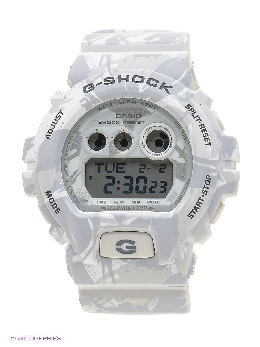 Часы наручные CASIO Часы G-Shock GD-X6900MC-7E casio casio gd x6900mc 5e