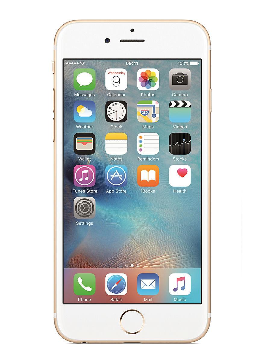 Смартфоны Apple Смартфон iPhone 6S, 64Gb Gold купить apple iphone 5 64gb black gold