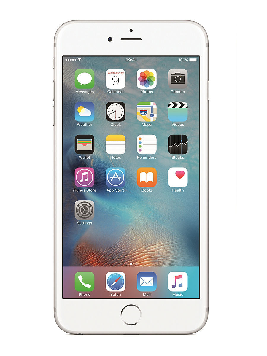 Смартфоны Apple Смартфон iPhone 6S Plus, 64Gb Silver gigaset c530 black