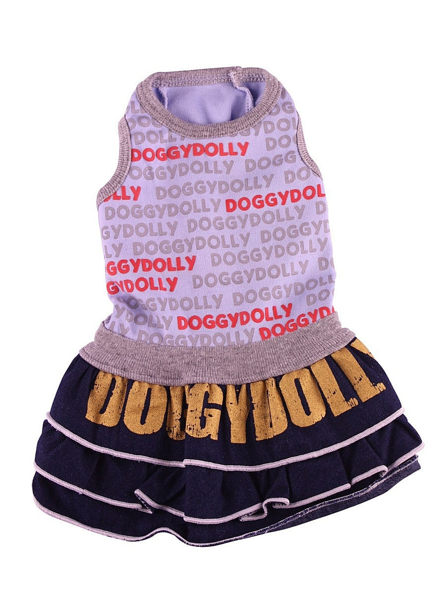 Комбинезоны для животных Doggy Dolly Костюм