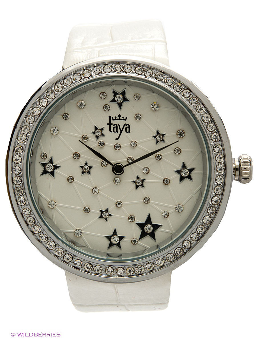 Часы Taya T-W-0007-WATCH-SL.WHITE