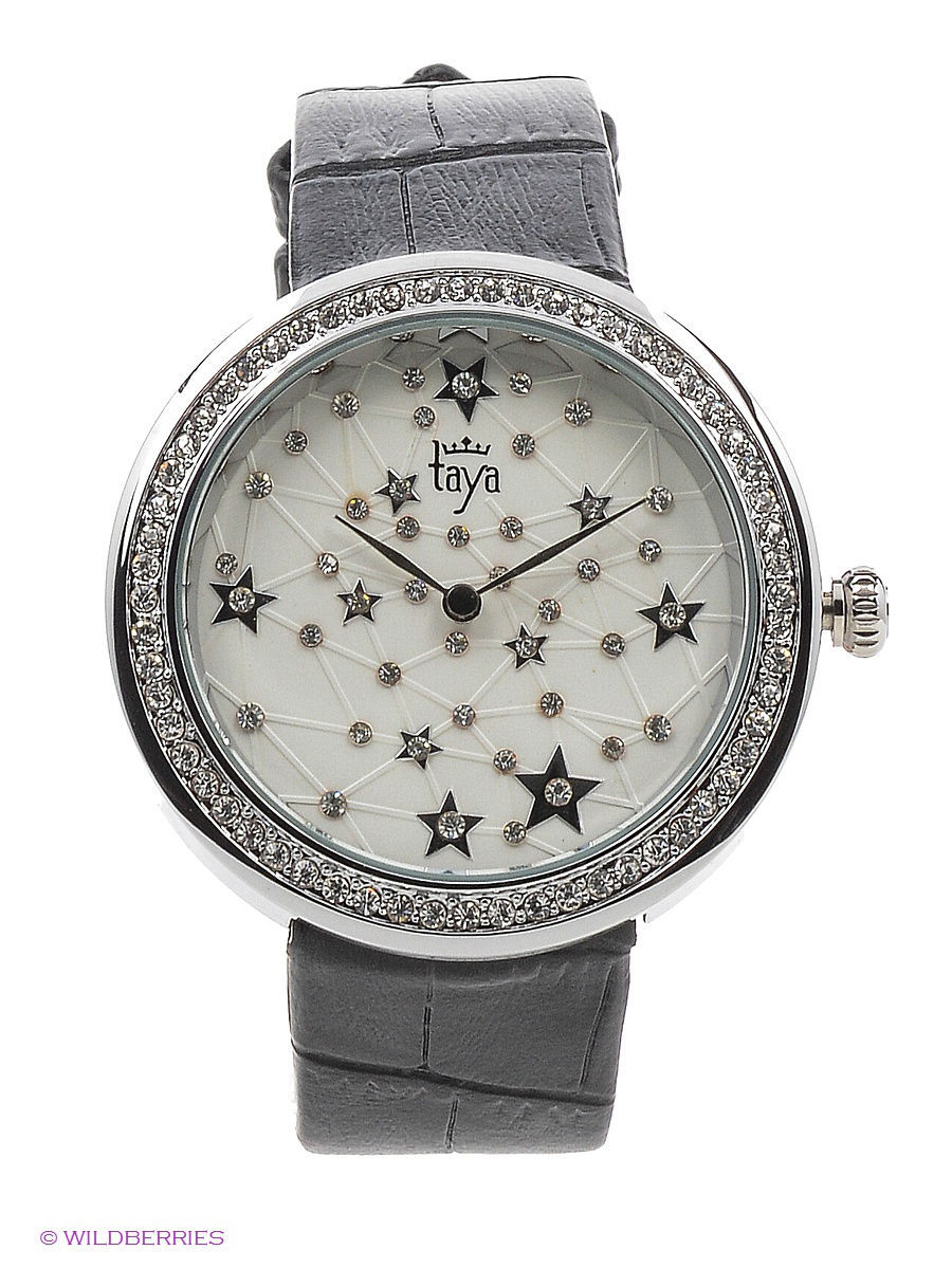 Часы Taya T-W-0010-WATCH-SL.BLACK