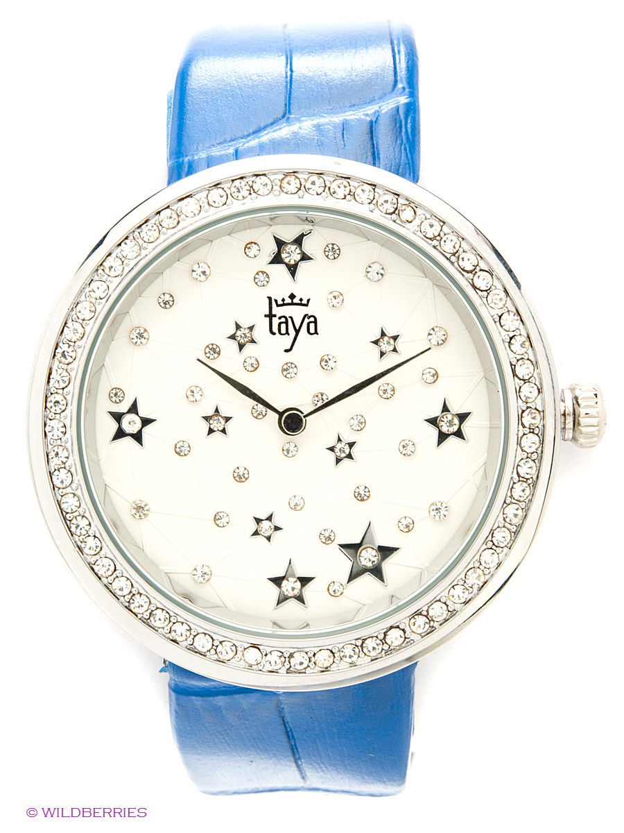 Часы Taya T-W-0011-WATCH-SL.D.BLUE