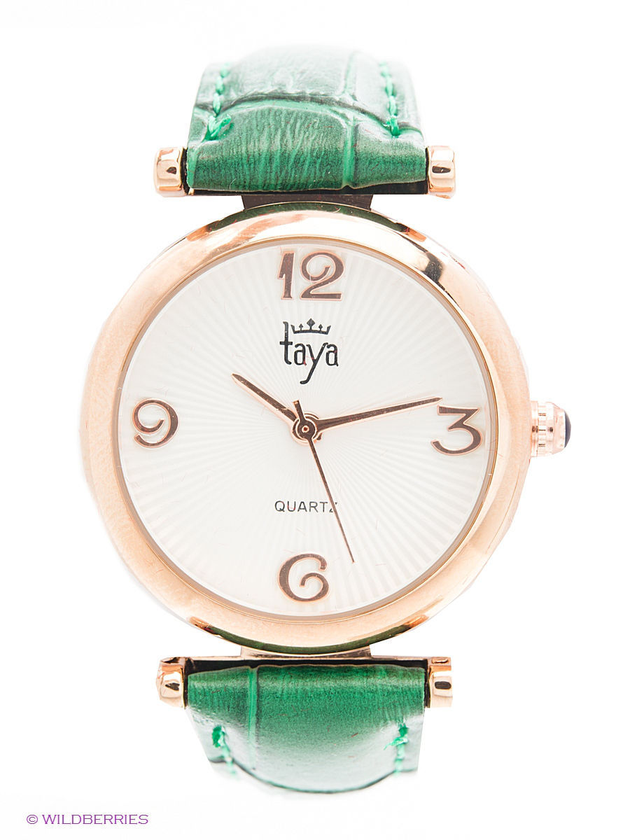 Часы Taya T-W-0013-WATCH-GL.GREEN