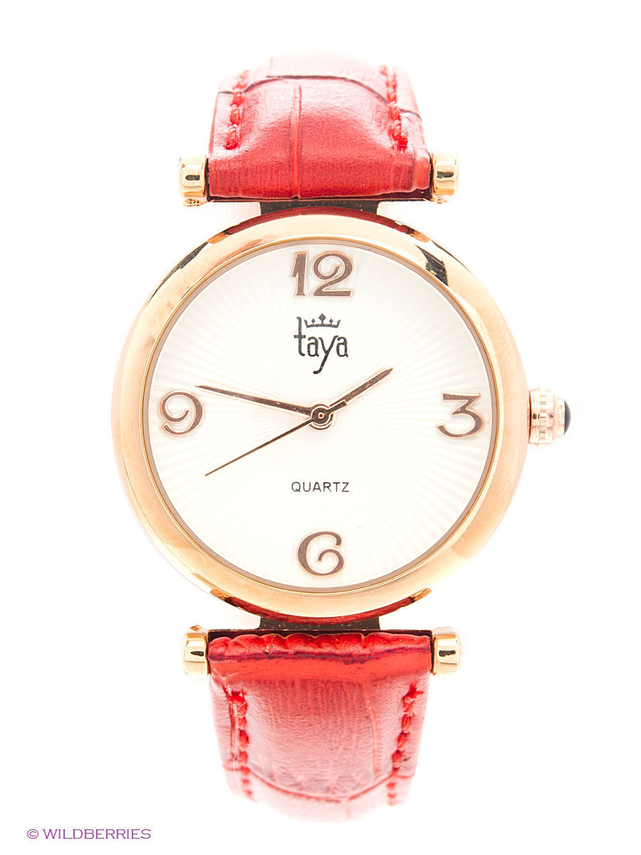 Часы Taya T-W-0014-WATCH-GL.RED