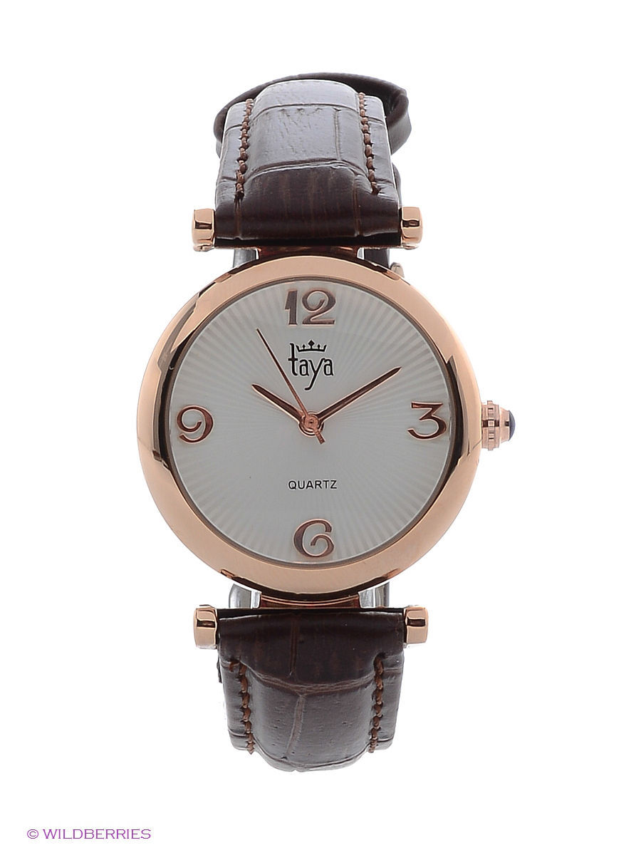 Часы Taya T-W-0015-WATCH-GL.BROWN