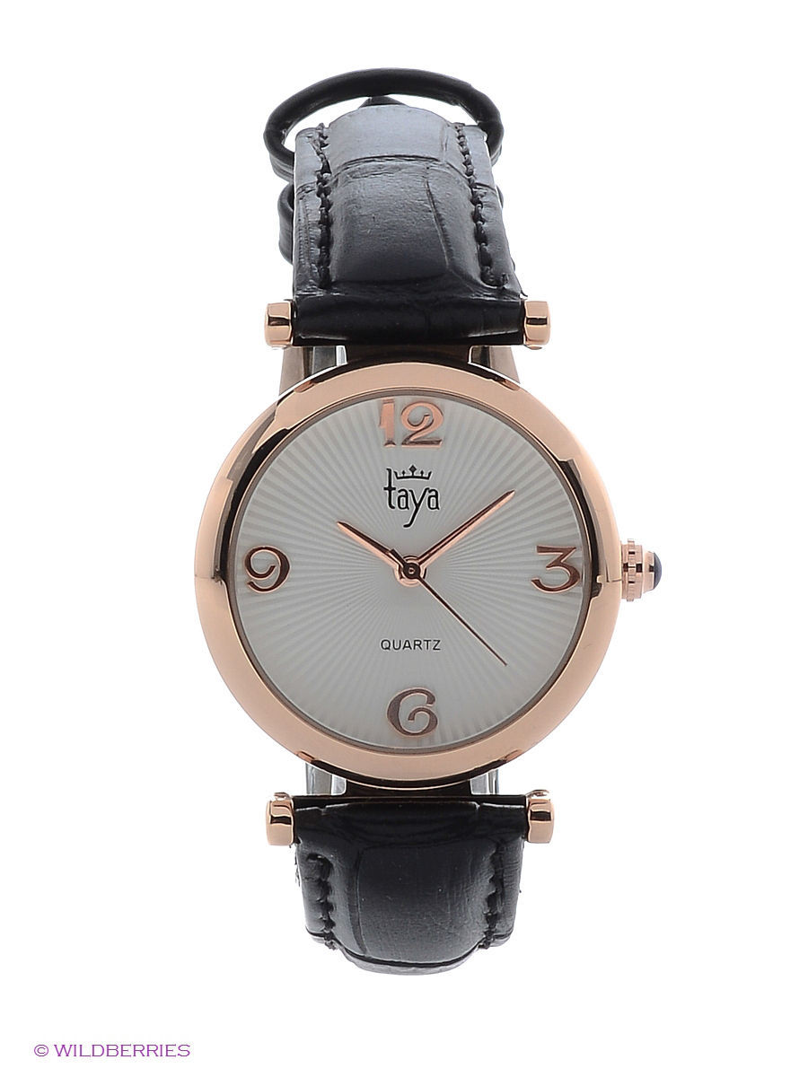 Часы Taya T-W-0016-WATCH-GL.BLACK