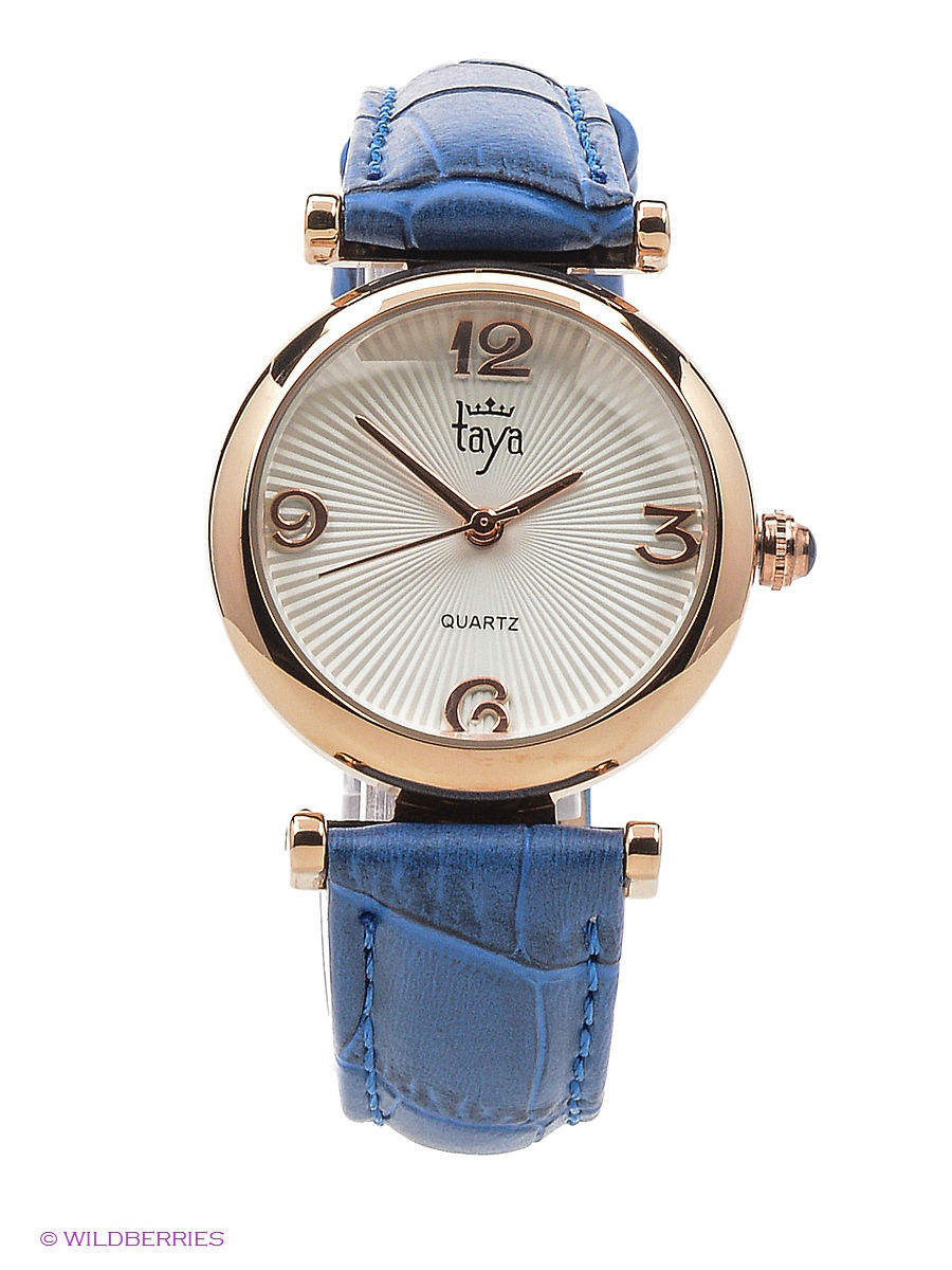 Часы Taya T-W-0017-WATCH-GL.D.BLUE