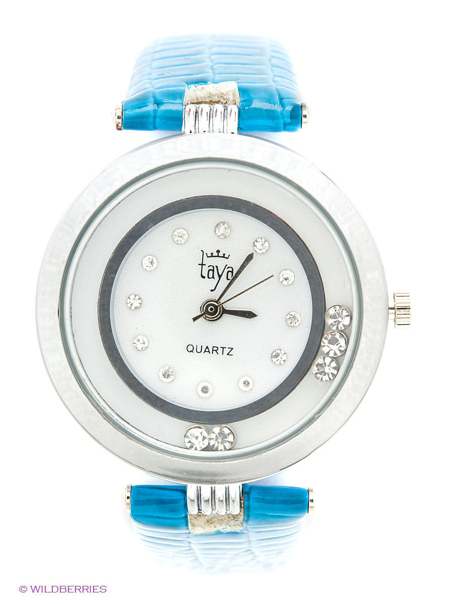 Часы Taya T-W-0020-WATCH-SL.BLUE
