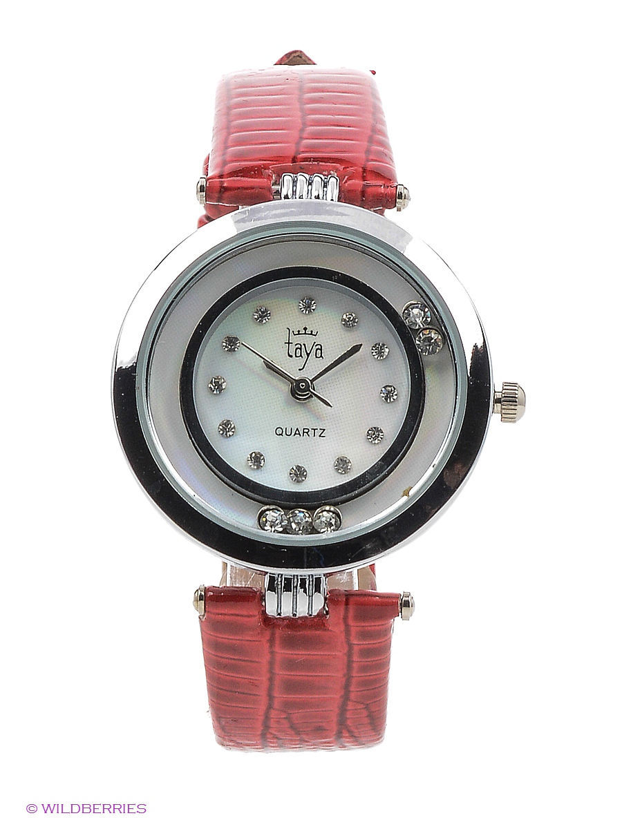 Часы Taya (Тая) T-W-0021-WATCH-SL.RED