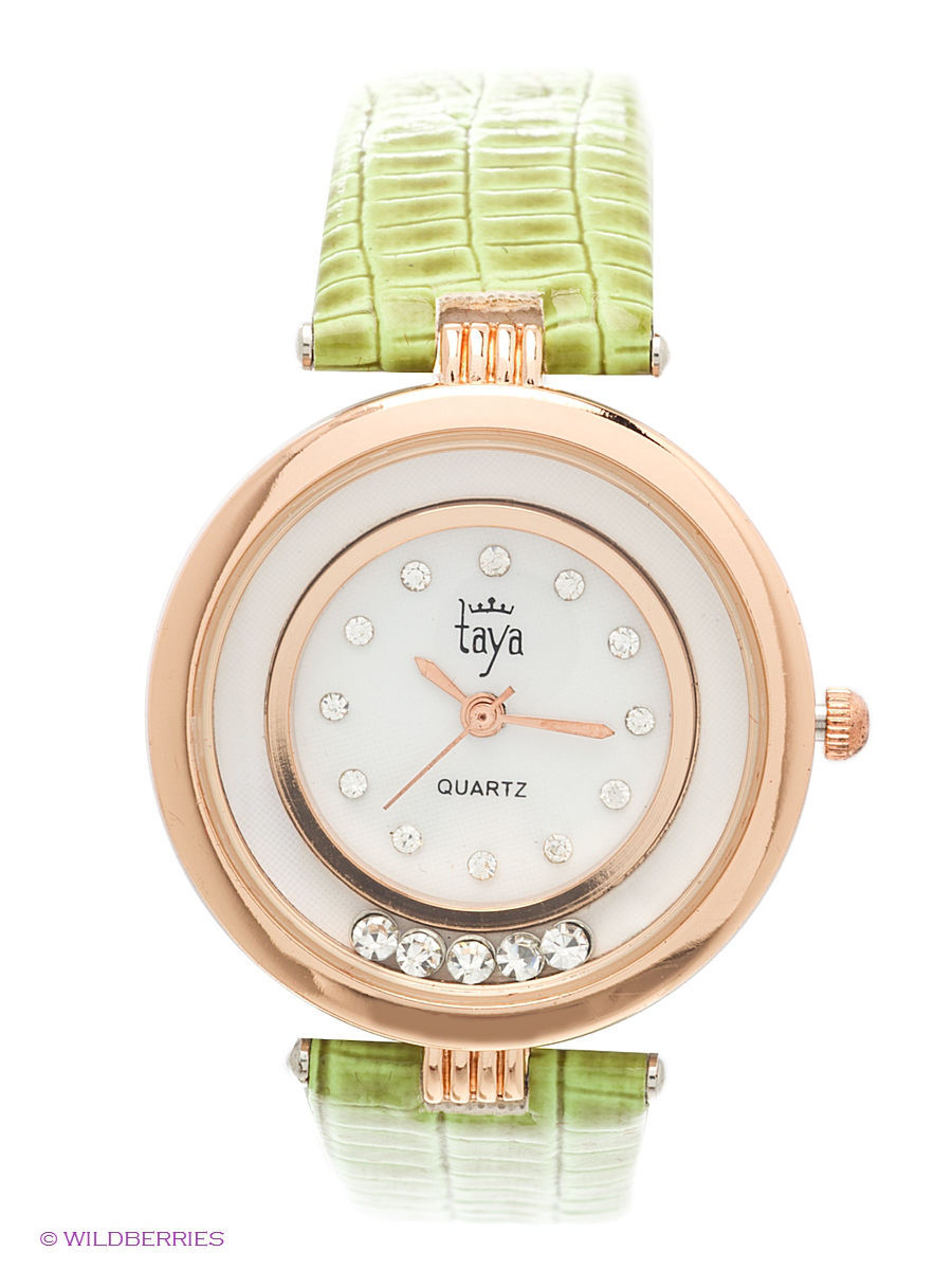 Часы Taya T-W-0023-WATCH-GL.LT.GREEN