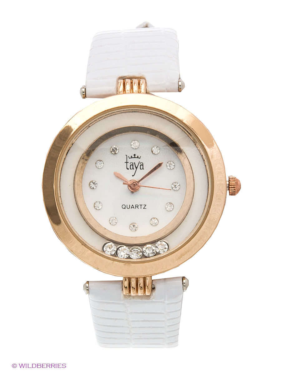 Часы Taya T-W-0025-WATCH-GL.WHITE