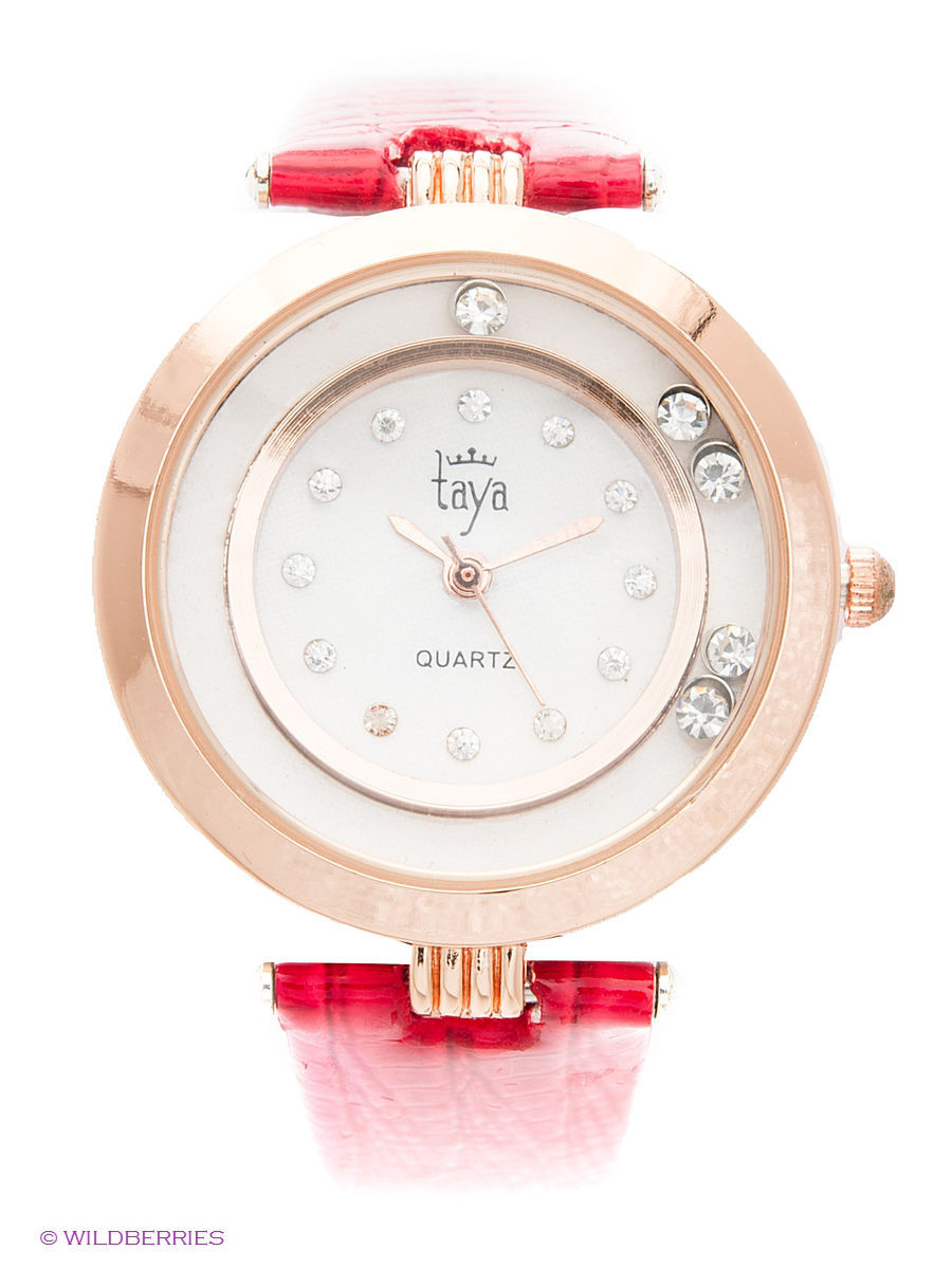 Часы Taya T-W-0026-WATCH-GL.RED